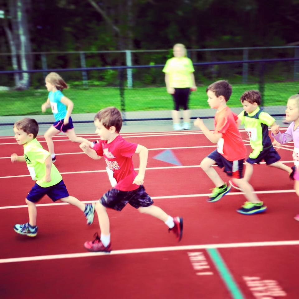Tri Valley Front Runners TVFRs Track Kids